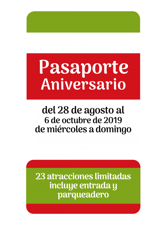 Pasaporte Múltiple Junior